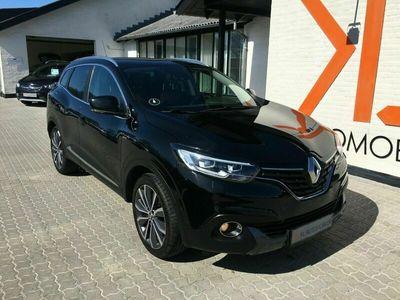 brugt Renault Kadjar 1,5 dCi 110 Bose Edition EDC