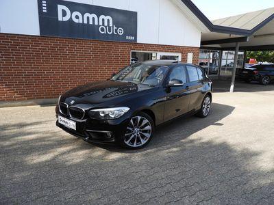 brugt BMW 120 2,0 d Steptronic M Sport 192HK aut 5d