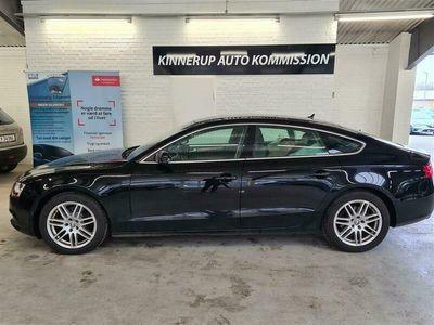brugt Audi A5 Sportback 1,8 TFSI Multitr. 170HK 5d 6g Aut.