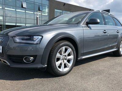 brugt Audi A4 Allroad 3,0 TDI Quat S Tron 245HK Stc 6g Aut.