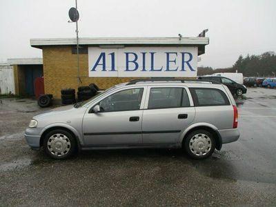 brugt Opel Astra 6 GLX stc.