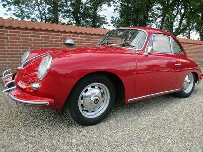 brugt Porsche 356 1,6 T6 Coupé
