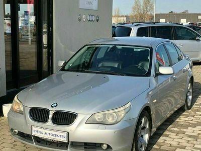 brugt BMW 525 i 2,5 Steptr.