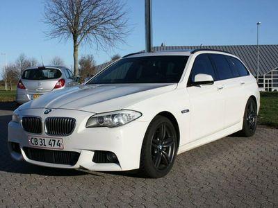 begagnad BMW 535 d 3,0 Touring M-Sport aut.