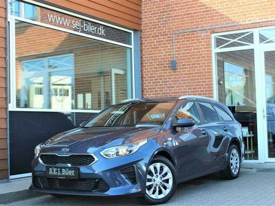 brugt Kia cee'd SW 1,0 T-GDI Vision 120HK Stc 6g A+