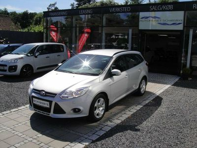 gebraucht Ford Focus 1,0 SCTi 100 Trend stc. ECO