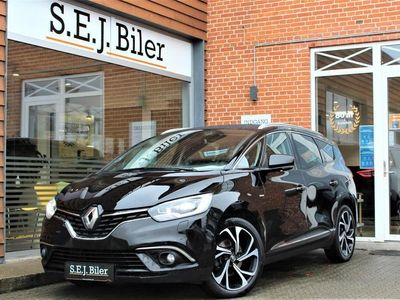 brugt Renault Grand Scénic 1,6 Energy DCI Bose 160HK 7g Aut. A
