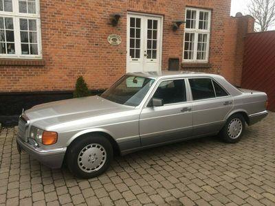 brugt Mercedes 500 S Klasse (W126)