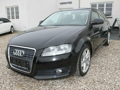 usado Audi A3 Sportback 1,6 TDi Ambiente