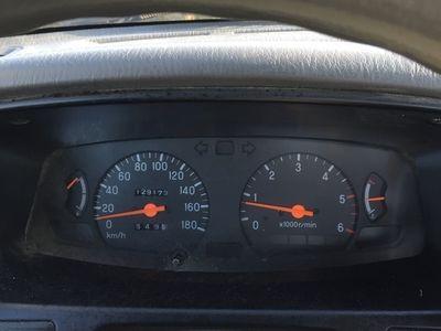 brugt Mitsubishi L 200 2,5 TD/IC 4WD