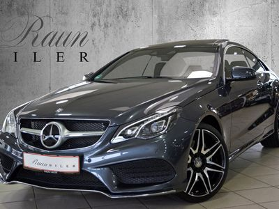 usata Mercedes E400 Coupe AMG-Line