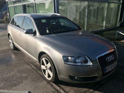 brugt Audi A6 AVANT 2,4 AUT.