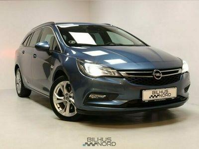 brugt Opel Astra 6 CDTi 136 Enjoy Sports Tourer aut. 5d