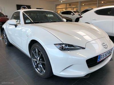 käytetty Mazda MX5 RF 2,0 Skyactiv-G Sport-pakke 160HK Cabr. 6g