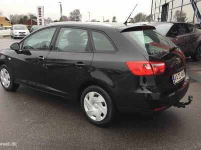 brugt Seat Ibiza 1,6 Commonrail TDI DPF Style 90HK Stc