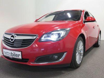 brugt Opel Insignia 2,0 CDTi 170 Cosmo ST aut. Van