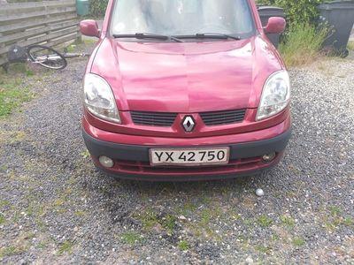 brugt Renault Kangoo 1.6 90 HK