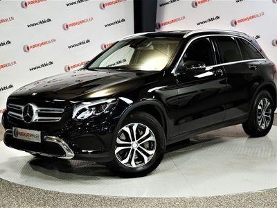 brugt Mercedes GLC220 d 2,2 Exclusive aut. 4-M