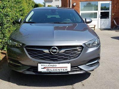 used Opel Insignia 1,6 CDTi 136 Dynamic GS