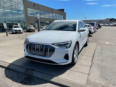 brugt Audi E-Tron - EL S Line Prestige Quattro 313HK 5d Trinl. Gear