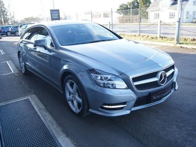 brugt Mercedes CLS350 Shooting Brake 3,0 CDi aut. 4-M BE