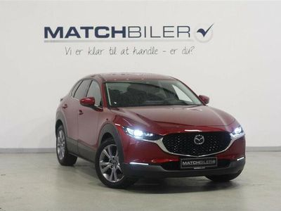 brugt Mazda CX-30 2,0 Skyactiv-X aut. Cosmo Tech 180HK 5d