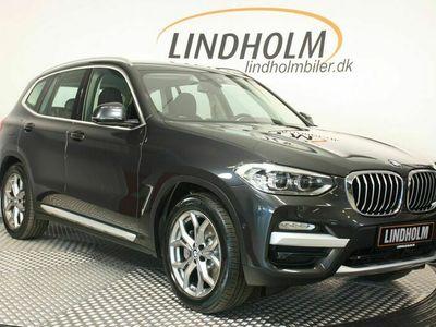 brugt BMW X3 3,0 xDrive30d X-Line aut. Van
