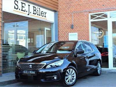 brugt Peugeot 308 SW 1,5 BlueHDi Selection Sky 130HK Stc 6g A+