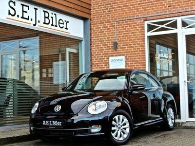 brugt VW Beetle The1,2 TSi Design 105HK 2d