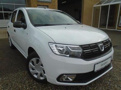 brugt Dacia Sandero 0,9 Tce Ambiance Start/Stop Easy-R 90HK 5d Aut.