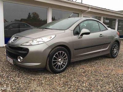 brugt Peugeot 207 CC 1,6 120HK Cabr.