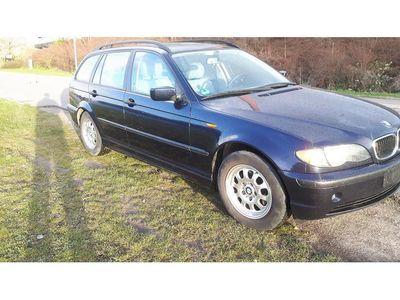 brugt BMW 316 1,8