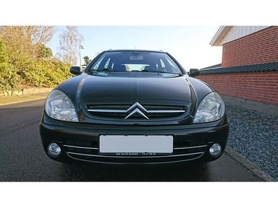 brugt Citroën Xsara 2,0 Exclusive