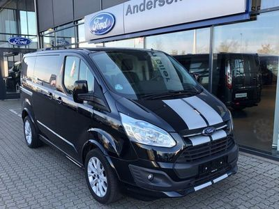brugt Ford Custom Transit310 L2H1 2,2 TDCi Ambiente 155HK Van 6g