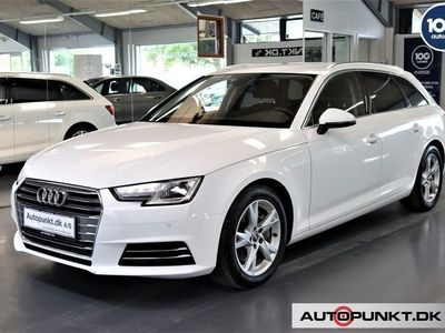 brugt Audi A4 2,0 TDi 190 Sport Avant