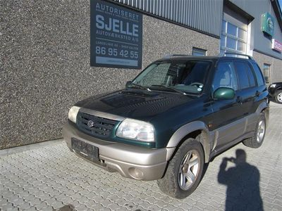 brugt Suzuki Grand Vitara 2,0 TD GLX 4x4 109HK Van