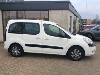 brugt Citroën Berlingo 1,6 HDI Seduction 90HK