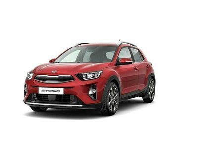 brugt Kia Stonic 1,0 T-GDI Collection 1+2 100HK 5d