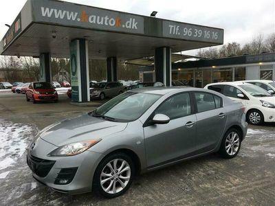 brugt Mazda 3 1,6 DE DPF Premium 109HK