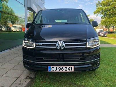 brugt VW Multivan 2,0 TDi 199 Highline DSG 4M kort