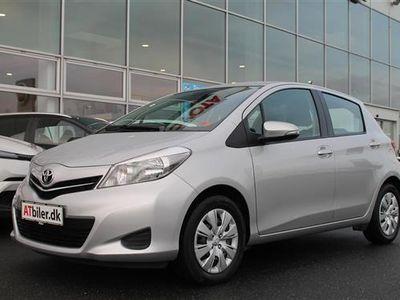 brugt Toyota Yaris 1,0 VVT-I T2 Comfort 69HK 5d