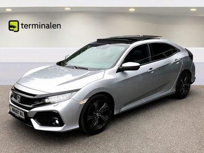 brugt Honda Civic 1,6 i-DTEC Prestige aut.