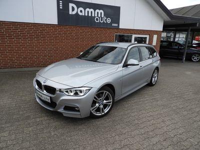 brugt BMW 320 2,0 d Touring Steptronic M Sport 190HK st.car aut