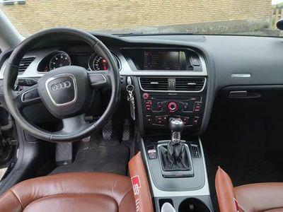 brugt Audi A5 1,8 1,8 TFSI