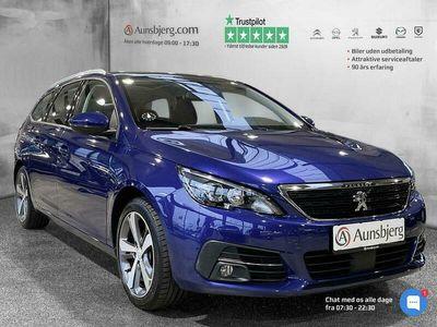 brugt Peugeot 308 SW 1,5 BlueHDi Selection Sky EAT8 130HK Stc 8g Aut.