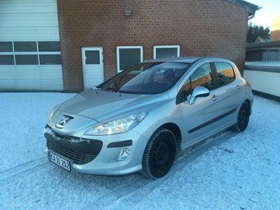 gebraucht Peugeot 308 1,6 Premium 150HK 5d