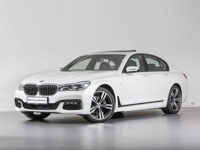 brugt BMW 740 d 3,0 xDrive aut.