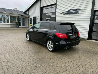 brugt Mercedes B180 1,5 CDi Van