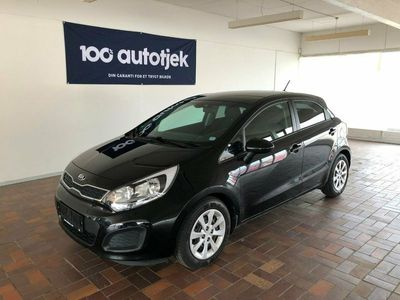 used Kia Rio 1,2 CVVT World Cup