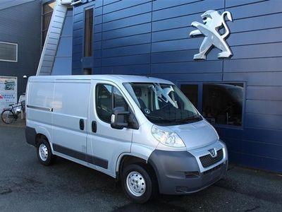 brugt Peugeot Boxer 2,2 HDi 330 L1H1 110HK Van